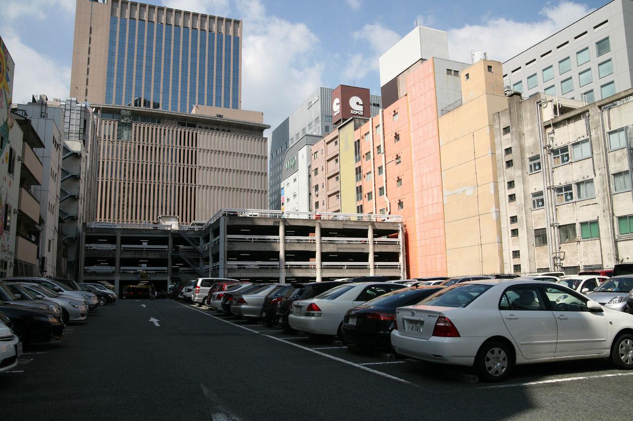sannnomiya_parking