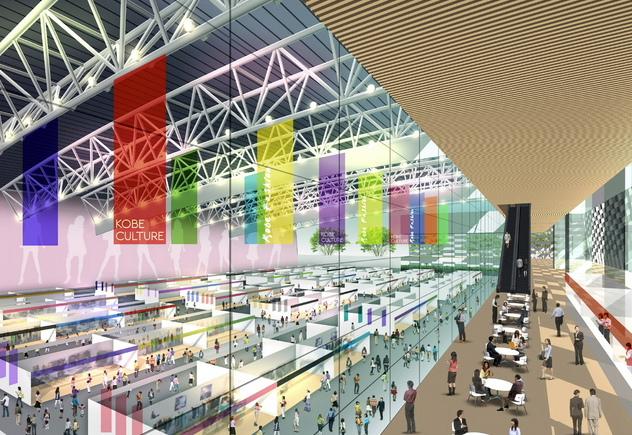 国際 場 神戸 展示