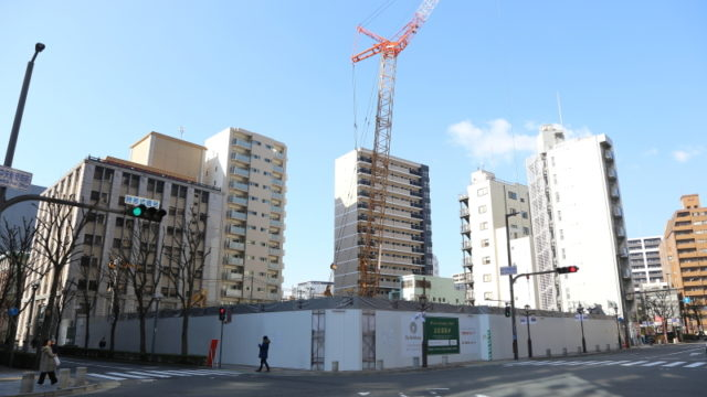 ザ・パークハウス神戸タワー新築工事 相生町1丁目計画 低層部 ...
