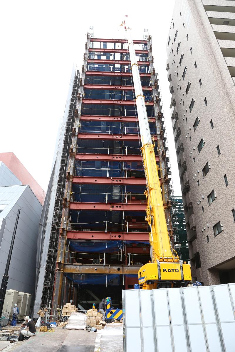 神戸 三宮 アパホテル
